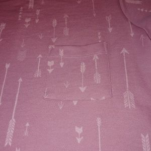 LuLaRoe Dresses - LULAROE PINK ARROW CARLY! A UNICORN😍